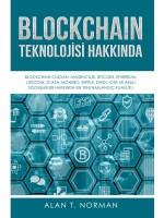 Blockchain Teknolojisi Hakkında-Blockchain Cüzdanı, Madencilik, Bitcoin, Ethereum... Hakkında Nihai Başlangıç Kılavuzu