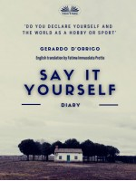Say It Yourself-diary
