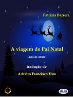 A Viagem De Pai Natal-Livro Para Pintar