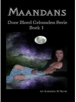 Maandans-(Door Bloed Gebonden Boek 1)