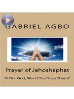 """Prayer Of Jehoshaphat: """"O Our God, Won'T You Stop Them?"""""""
